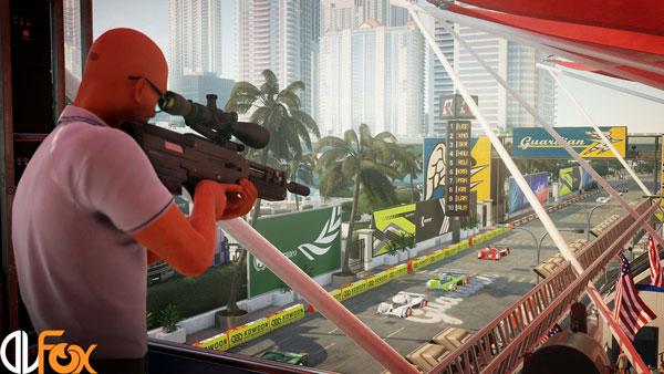 دانلود نسخه فشرده بازی H_2 New York (The Bank) DLC برای PC