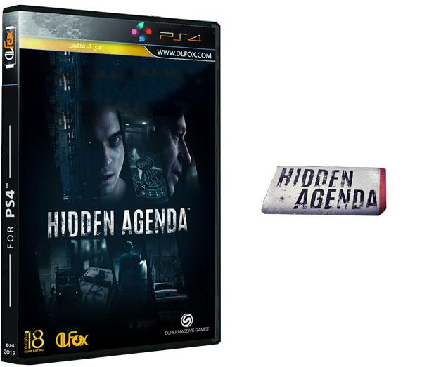 دانلود بازی Hidden Agenda برای PS4