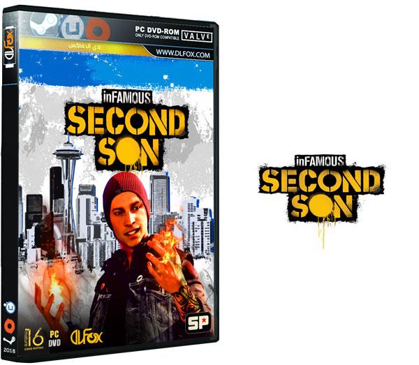 اموزش قدم به قدم بازی INFamous: Second Son