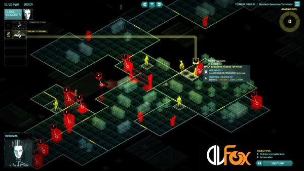 دانلود نسخه فشرده بازی Invisible, Inc برای PC