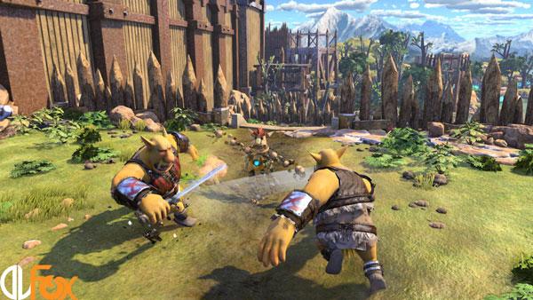 دانلود بازی Knack برای PS4