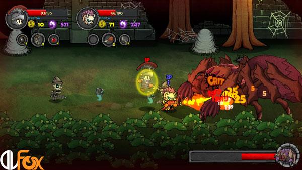 دانلود نسخه فشرده بازی Lost Castle برای PC