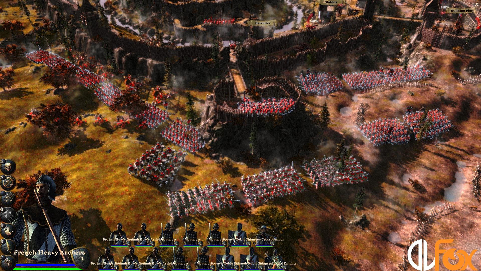 دانلود نسخه فشرده بازی Medieval Kingdom Wars برای PC