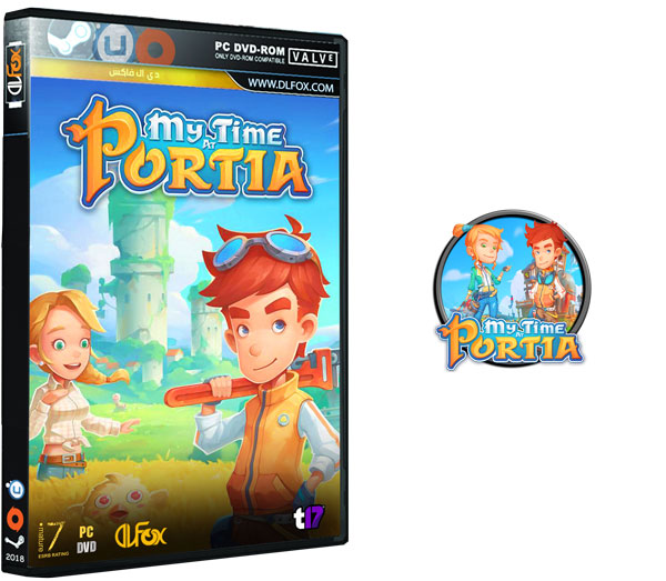 دانلود نسخه فشرده بازی My Time At Portia برای PC