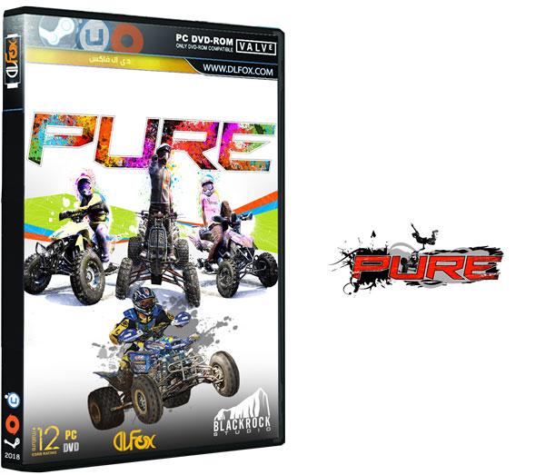 دانلود نسخه فشرده بازی PURE برای PC