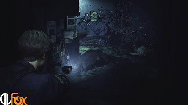 دانلود نسخه فشرده CorePack V1 بازی RESIDENT EVIL 2 برای PC