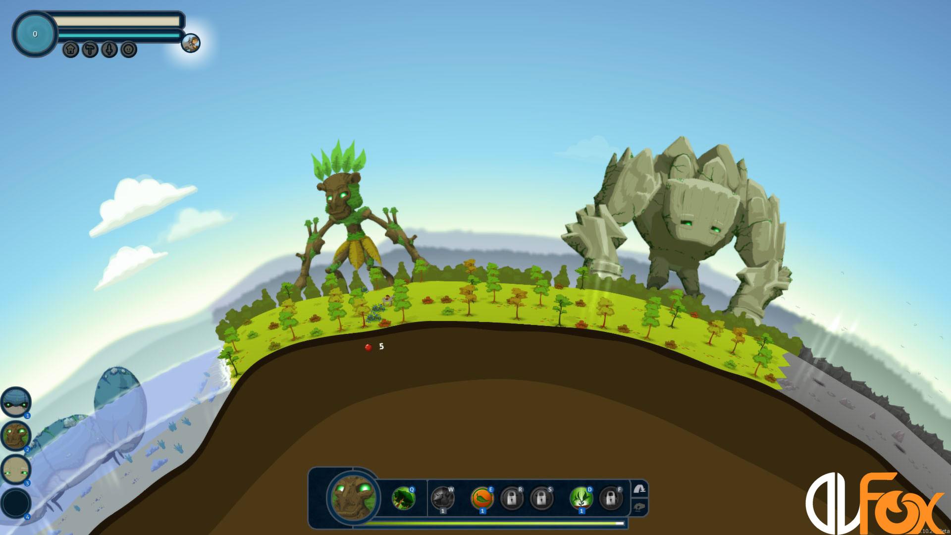 دانلود نسخه فشرده بازی Reus برای PC