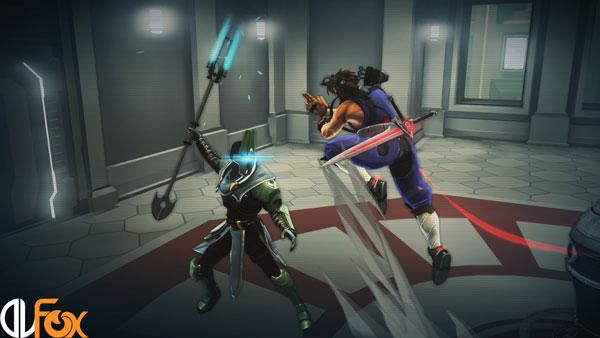 دانلود نسخه فشرده بازی STRIDER برای PC