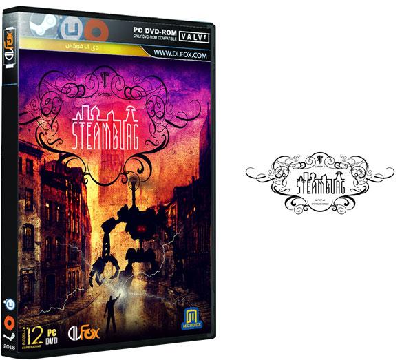 دانلود نسخه فشرده بازی Steamburg برای PC