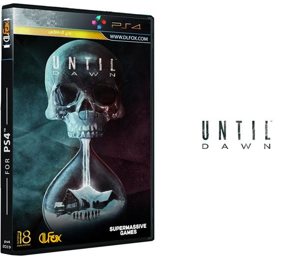 دانلود بازی Until Dawn Extended Edition برای PS4