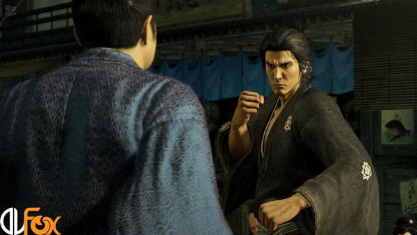 دانلود بازی Yakuza Ishin برای PS4