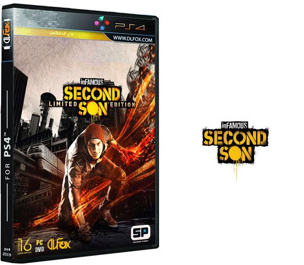 دانلود بازی inFamous: Second Son برای PS4