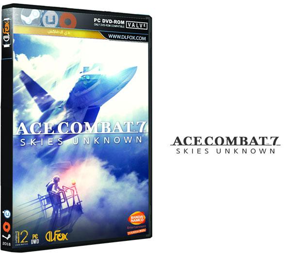 دانلود نسخه فشرده بازی ACE COMBAT 7: SKIES UNKNOWN برای PC