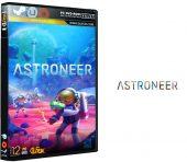 دانلود نسخه فشرده بازی ASTRONEER The Salvage Initiative برای PC