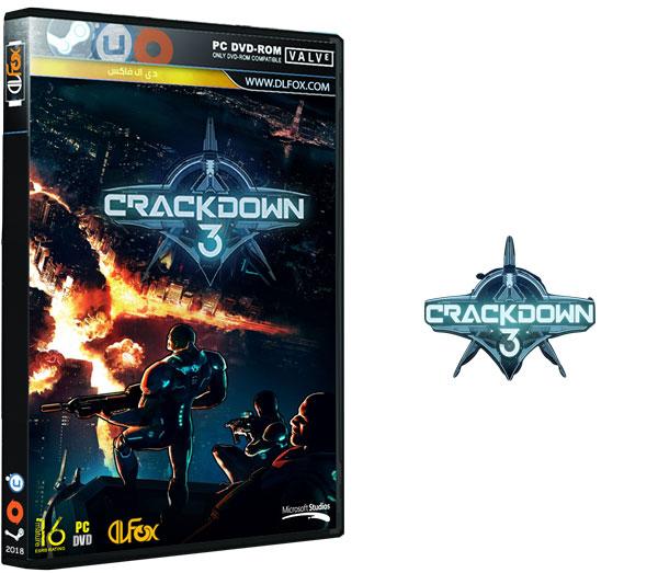 دانلود نسخه فشرده بازی Crackdown 3 برای PC
