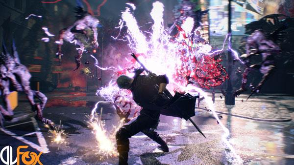 آموزش قدم به قدم بازی Devil May Cry 5