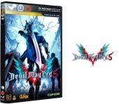 دانلود نسخه فشرده CorePack بازی Devil May Cry 5 برای PC