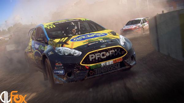 دانلود نسخه فشرده بازی DiRT Rally 2.0 برای PC