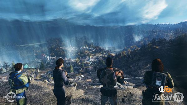دانلود نسخه نهایی بازی Fallout 76 برای PC