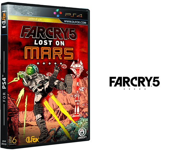 دانلود بازی Far Cry 5 برای PS4