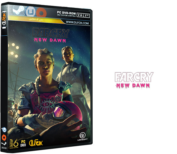 دانلود نسخه فشرده FitGirl پک HD Texture بازی FC: NEW DAWN برای PC