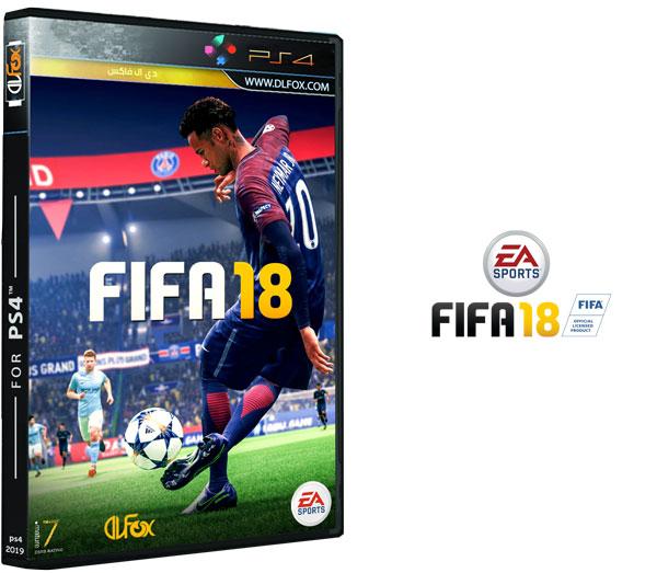 دانلود بازی FIFA 18 برای PS4