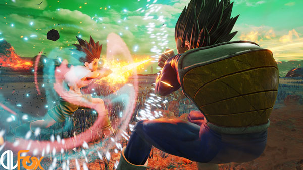 دانلود نسخه کرک شده بازی JUMP FORCE برای PS4