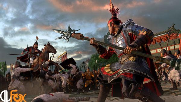 دانلود نسخه فشرده FitGirl بازی Total War: THREE KINGDOMS برای PC