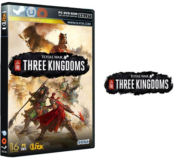 دانلود نسخه فشرده CorePack بازی Total War: THREE KINGDOMS برای PC