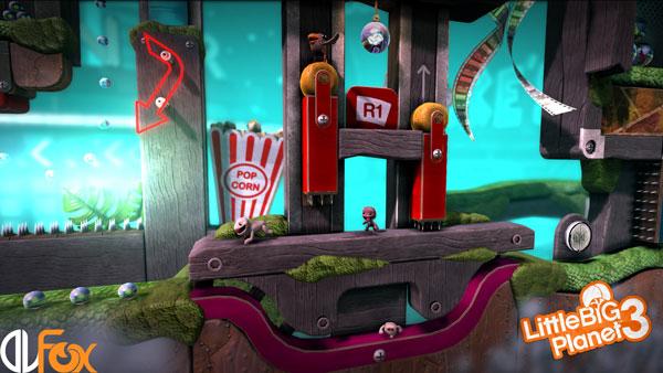 دانلود بازی LittleBigPlanet 3 برای PS4
