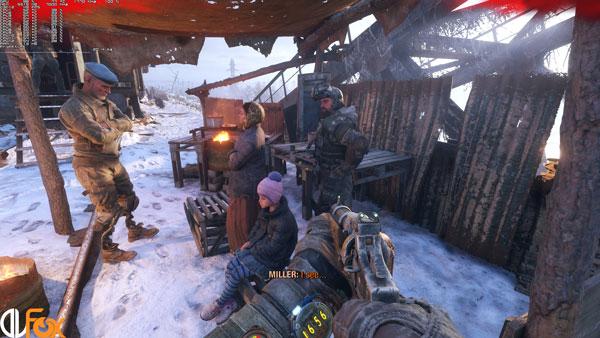 آموزش قدم به قدم بازی Metro Exodus