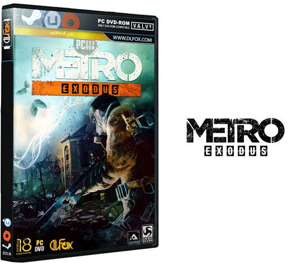 دانلود نسخه فشرده FitGirl بازی Metro Exodus برای PC