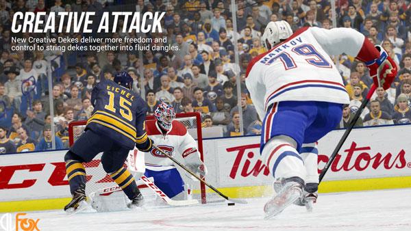 دانلود بازی NHL 18 برای PS4