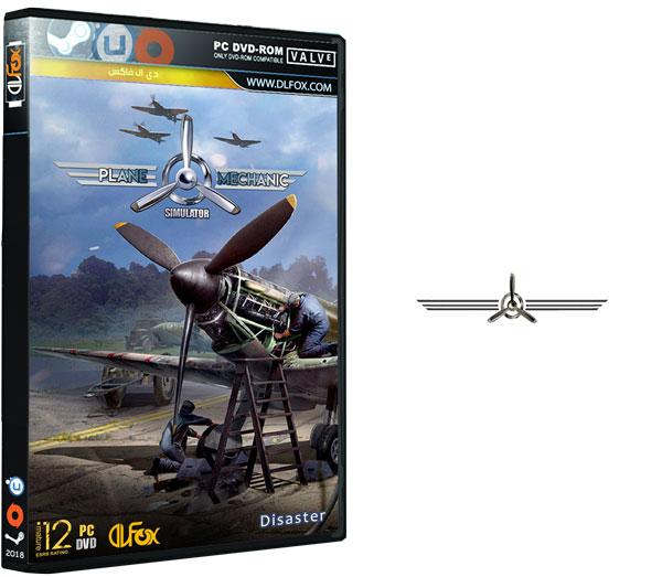 دانلود نسخه فشرده بازی Plane Mechanic Simulator برای PC