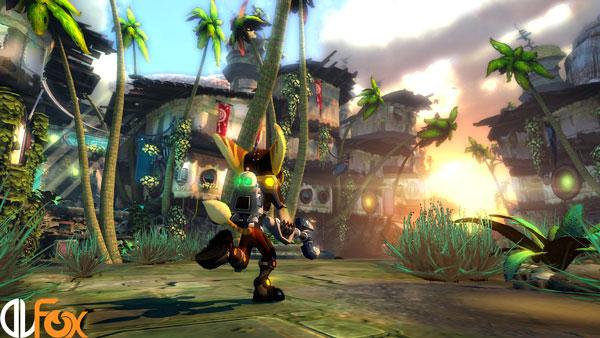 دانلود بازی Ratchet & Clank برای PS4
