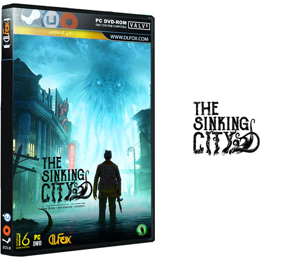 دانلود نسخه فشرده بازی The Sinking City برای PC