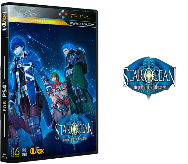 دانلود بازی Star Ocean: Integrity and Faithlessness برای PS4