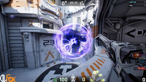 دانلود نسخه نهایی فشرده بازی unreal tournament برای PC