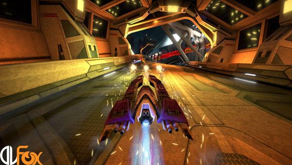 دانلود بازی WipEout Omega Collection برای PS4