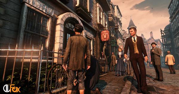 دانلود بازی Sherlock Holmes: Crimes & Punishments برای PS4