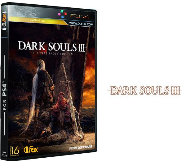 دانلود بازی Dark Souls 3 The Fire Fades برای PS4