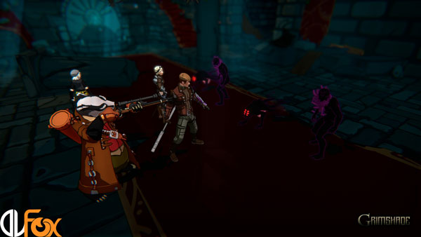 دانلود نسخه فشرده بازی Grimshade برای PC