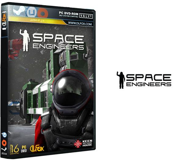 دانلود نسخه فشرده بازی SPACE ENGINEERS: ULTIMATE EDITION برای PC