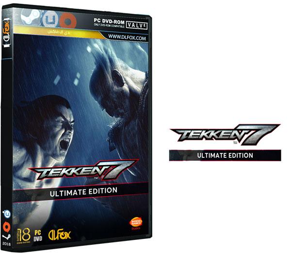 دانلود نسخه فشرده FitGirl بازی TEKKEN 7: ULTIMATE EDITION برای PC