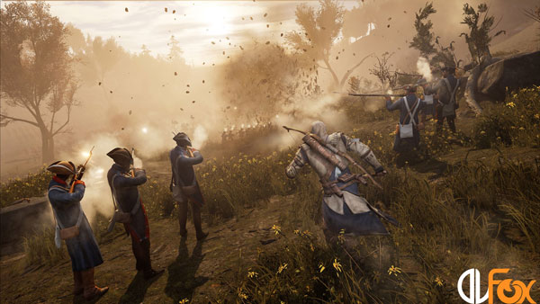 دانلود نسخه فشرده CorePack V1 بازی Assassins Creed III Remastered برای PC