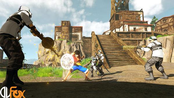 دانلود نسخه فشرده بازی ONE PIECE World Seeker برای PC