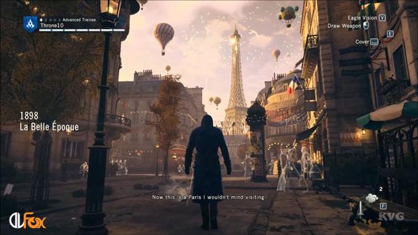 دانلود نسخه آنلاین بازی Assassins Creed: Unity برای PC