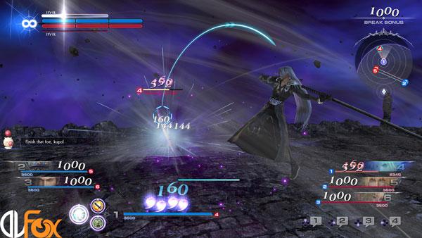 دانلود نسخه فشرده FitGirl بازی DISSIDIA FINAL FANTASY NT برای PC