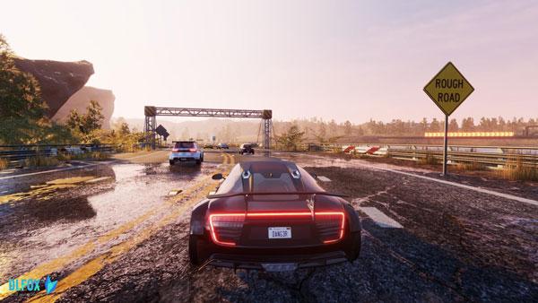 دانلود نسخه فشرده بازی Dangerous Driving برای PC