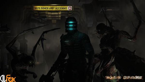 دانلود نسخه فشرده بازی Dead Space برای PC